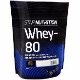 Whey-80 av Star Nutrition