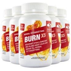 Burn 5 pack