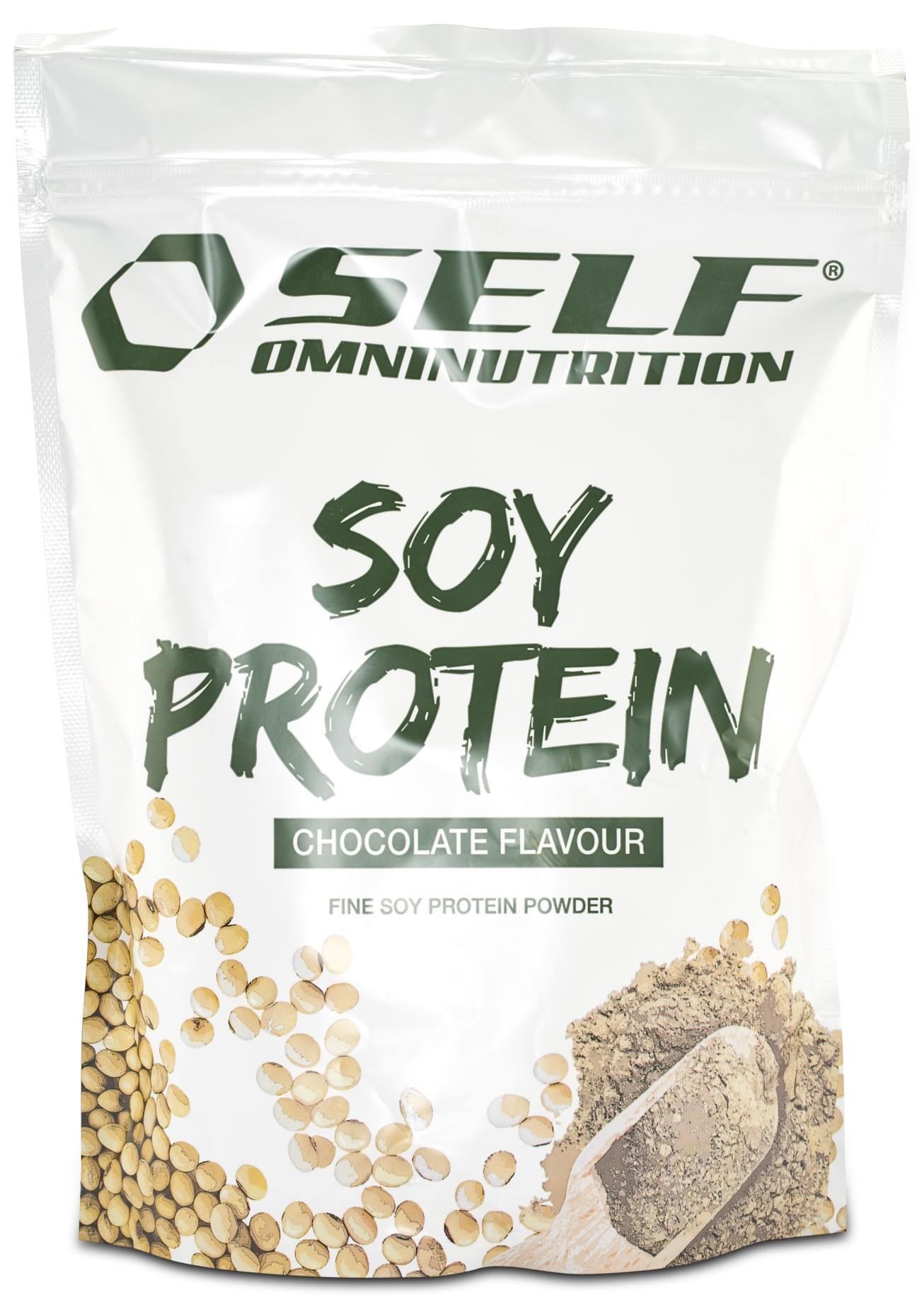 Self Omninutrition Soy Protein, 1 kg
